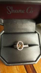 14K Rose Gold Wedding Set (Indianapolis)