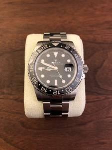 ROLEX GMT MASTER II / 116710 (Fullerton)