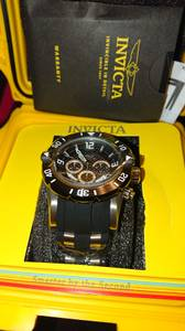 Invicta Men's Pro Diva Watch (Memphis)