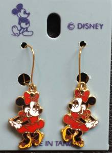 Minnie Mouse Earrings (Anoka)