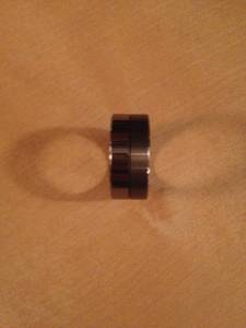 B.Tiff Wedding Band - Never Worn/Perfect Condition! (Harlem / Morningside)