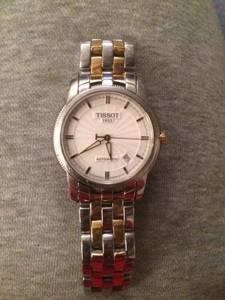 Tissot watch (maryland)