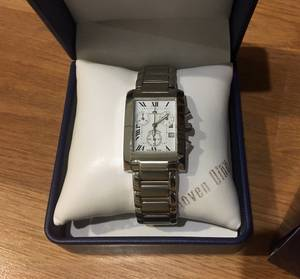 Roven Dino Swiss Avanti Men's Watch Chronograph Swiss Made (Seattle)