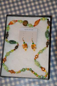 Jewelry Necklace and Earring Sets (Rockville)