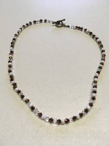 Bead Necklace (Jasper, ga)