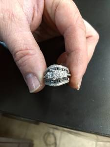 Diamond ring and wrap (sellersburg)