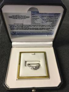 9 Stone Diamond Ring (Clayton)