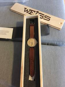 Weiss Special Issue Mechanical Watch (Downtown)