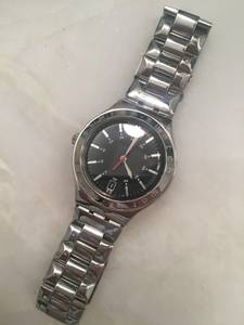 Wrist watch - Swatch Irony, swiss made, stainless steel, patented