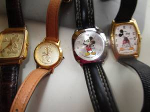 Mickey Mouse watches (COVINGTON)