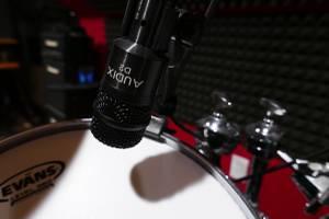 Audix Drum Mics: (4) D2 & (1) D4 (Glenside)