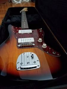 Squier Vintage Modified Jazzmaster - like new (Philadelphia)