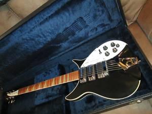 Rickenbacker 350SH Susanna Hoffs Electric Guitar - Mint