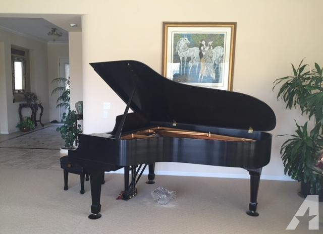 Steinway Grand Piano Model B