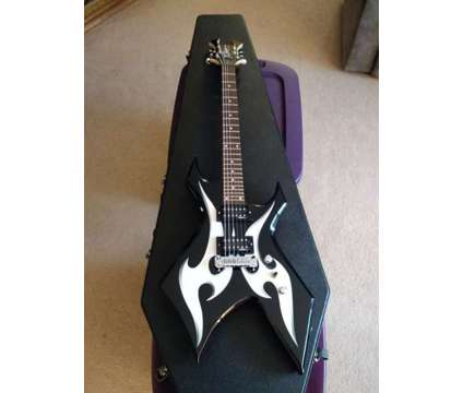 BC Rich Guitar with Case