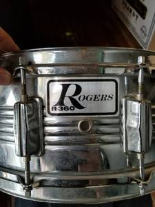 Rogers snare drum... (Florence, SC)