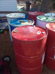 55 Gallon Drums (Browns mills)