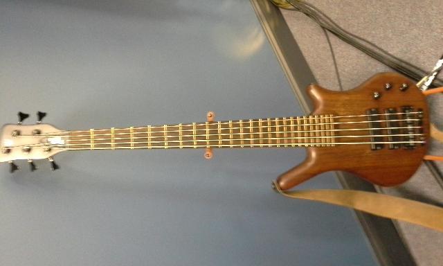 Warwick 5 String Thumb Bass