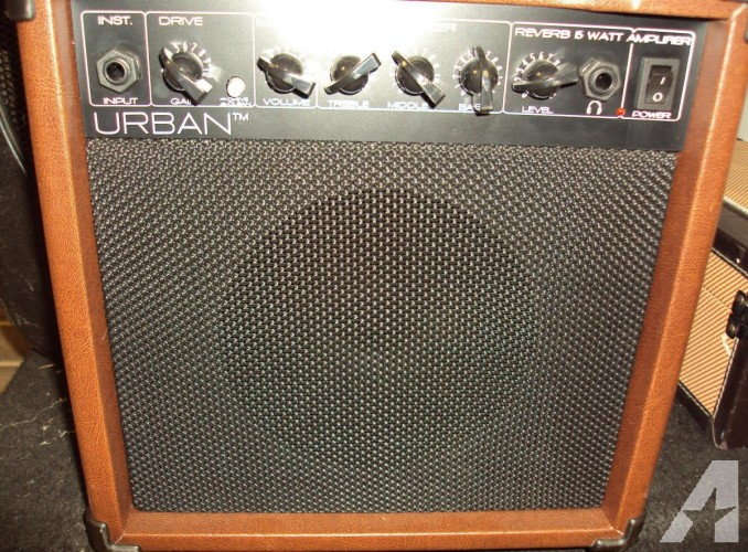 Urban Mini Guitar Amps
