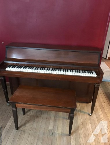 West brook piano
