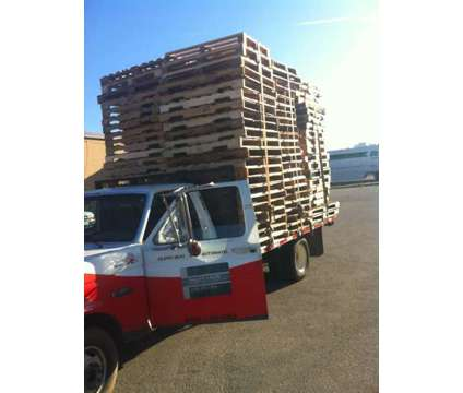 Pallets, Crates, 55 gallon drums etc for sale