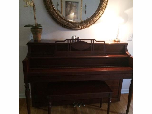 Piano Console