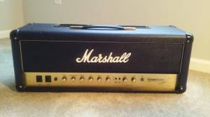 Marshall Vintage Modern 100 watt Guitar Amplifier Head - Purple Tolex (Bucks