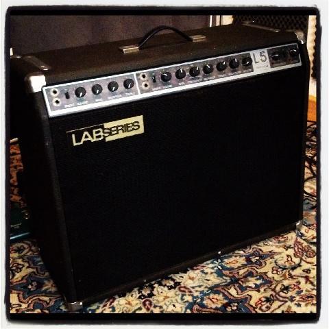 Amplifier Lab Series L-5