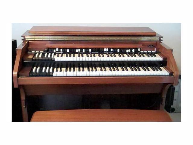 Hammond C3 Organ W/Leslie 122
