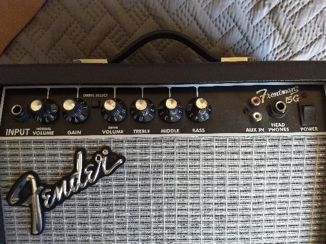 Fender Practice Amp