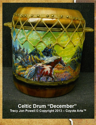 Drum, Celtic Drum December,17