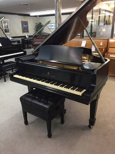 Steinway & Sons 6'2