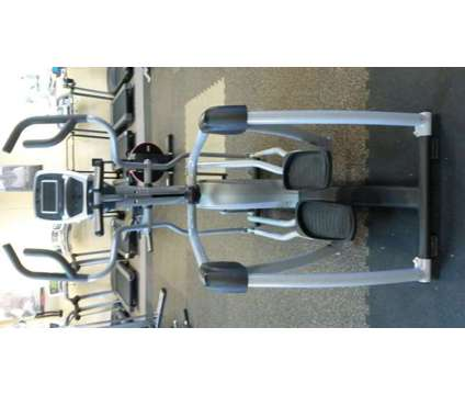 Vision Fitness S7100 Elliptical