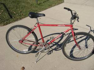 mens schwinn 3 speed mtn. bike (new berlin)