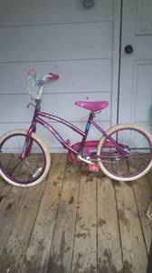 Huffy Girls Bike (Cary)