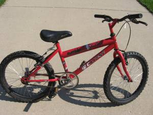 boys eclipse bike (new berlin)