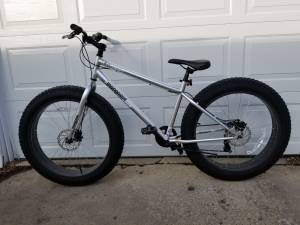 Brand New 26 inch mongoose malus fat tire bike (kenosha)