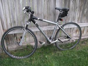 Gary Fisher Utopia 24 Speed road Bike. Very Nice Condition.