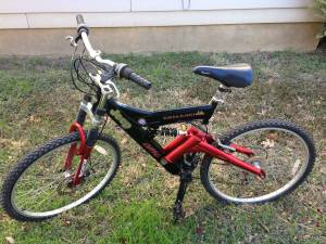 Official JEEP Comanche Classic Mountain Bike (San Antonio)