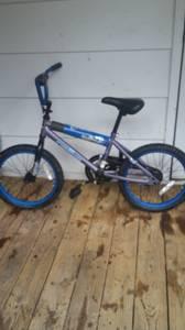 Boys Bike 18