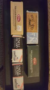 New Case and uncle Henry usa knifes (North columbus)