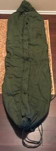 Military Issue Mummy Sleeping Bag (South Columbus)