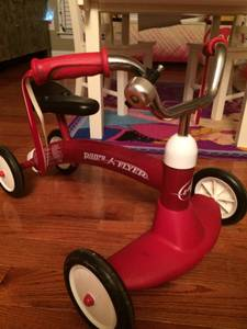 Radio Flyer Tricycle (Apex)