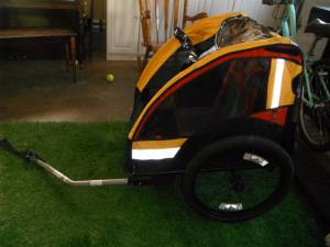 Co Pilot Bike Trailer for 2 children (Kenosha)