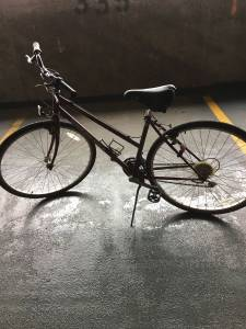 Approach diamondback bike (Milwaukee)