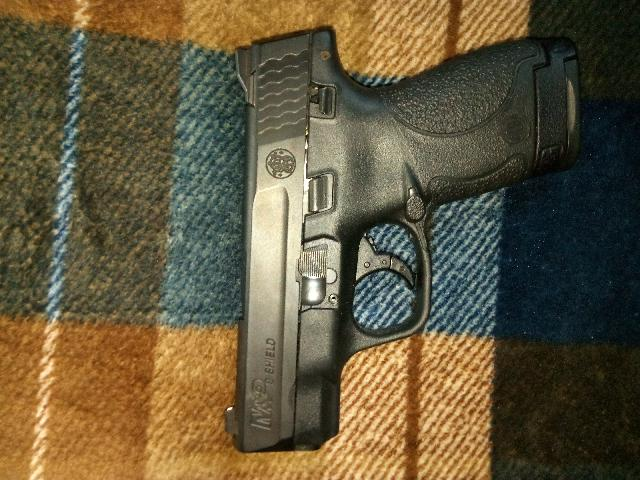Smith & Wesson. M & P Shield