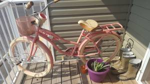 Pink Huffy Bicycle for Sale (Pullman)
