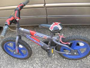 boys mongoose bike (new berlin)