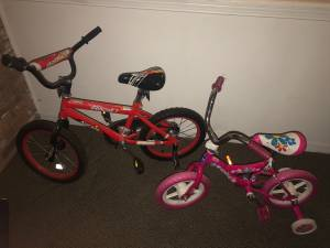 Kid bicycles (West)