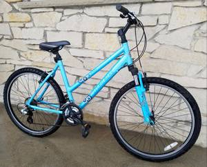 Trek 3700 Mountain Bike Blue (Milwaukee)